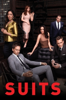 Suits, Cover, HD, Stream, alle Folgen