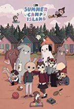 Cover Summer Camp Island, Poster Summer Camp Island