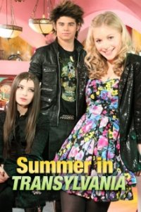 Cover Summer in Transylvania, Poster Summer in Transylvania