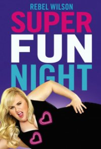 Poster, Super Fun Night Serien Cover