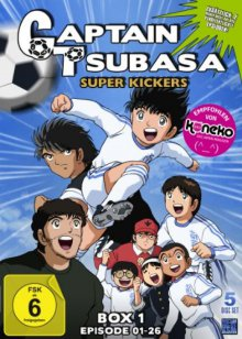 Cover Super Kickers 2006, Super Kickers 2006