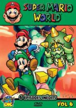 Cover Super Mario World, Poster Super Mario World