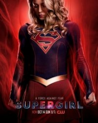 Supergirl Cover, Supergirl Poster, HD