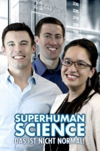 Poster, Superhuman Science – Das ist nicht normal! Serien Cover