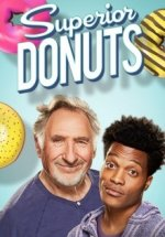 Cover Superior Donuts, Poster Superior Donuts
