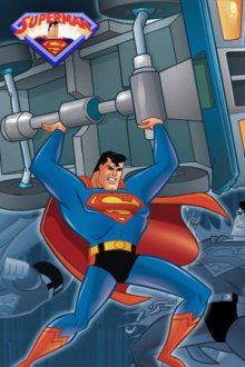 Superman: The Animated Series, Cover, HD, Serien Stream, ganze Folge