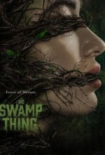 Cover Swamp Thing, Poster Swamp Thing