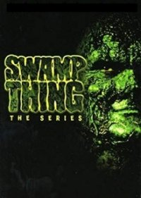 Poster, Swamp Thing Serien Cover