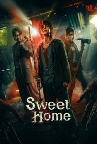 Poster, Sweet Home Serien Cover