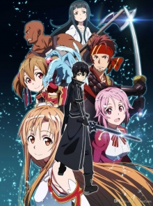 Sword Art Online, Cover, HD, Serien Stream, ganze Folge