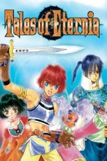 Cover Tales of Eternia, TV-Serie, Poster
