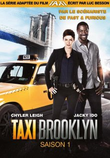 Cover Taxi Brooklyn, TV-Serie, Poster