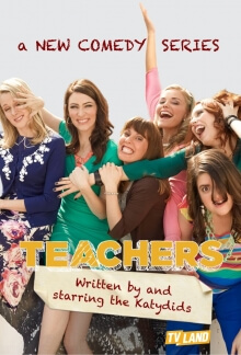 Teachers, Cover, HD, Serien Stream, ganze Folge