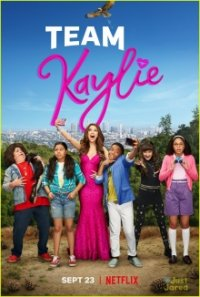 Poster, Team Kaylie Serien Cover