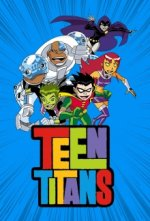 Cover Teen Titans, Poster Teen Titans
