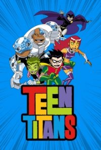 Cover der TV-Serie Teen Titans
