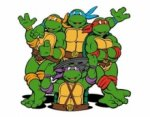 Cover Teenage Mutant Hero Turtles, Poster Teenage Mutant Hero Turtles
