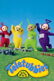 Teletubbies, Cover, HD, Stream, alle Folgen