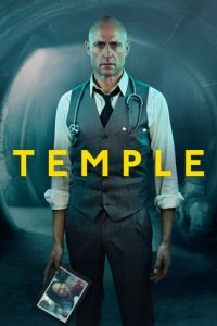 Poster, Temple Serien Cover