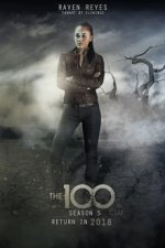 Cover The 100, Poster The 100
