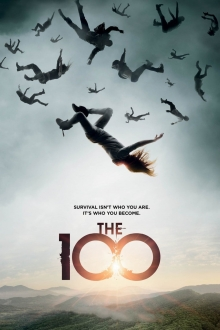 The 100, Cover, HD, Serien Stream, ganze Folge