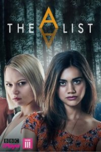 Poster, The A List Serien Cover
