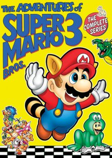 The Adventures of Super Mario Bros. 3 Cover, Online, Poster
