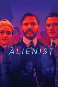 Cover The Alienist, The Alienist