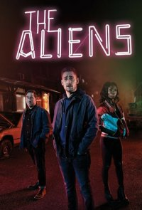 Poster, The Aliens Serien Cover