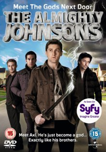 Poster, The Almighty Johnsons Serien Cover