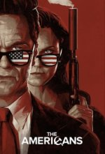 Cover The Americans, Poster The Americans