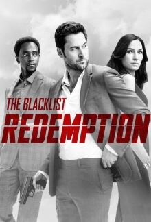 The Blacklist: Redemption, Cover, HD, Stream, alle Folgen