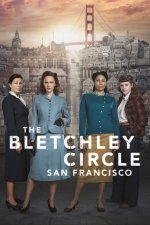 Cover The Bletchley Circle: San Francisco, Poster The Bletchley Circle: San Francisco