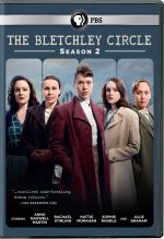 Cover The Bletchley Circle, Poster The Bletchley Circle