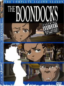 The Boondocks Cover, Online, Poster