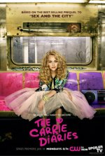 Cover The Carrie Diaries, Poster The Carrie Diaries