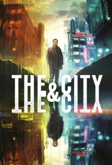 The City & the City, Cover, HD, Serien Stream, ganze Folge