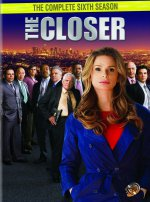 Cover The Closer, Poster The Closer