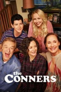 Poster, The Conners Serien Cover