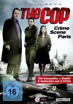 Cover The Cop – Crime Scene Paris, Poster The Cop – Crime Scene Paris