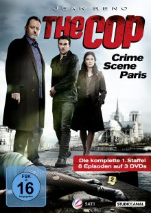 Cover The Cop – Crime Scene Paris, The Cop – Crime Scene Paris
