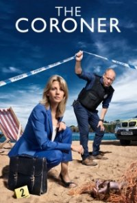 The Coroner Cover, Poster, Blu-ray,  Bild