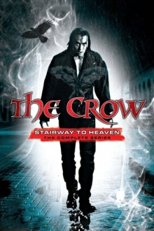 The Crow, Cover, HD, Serien Stream, ganze Folge