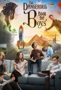 Poster, The Dangerous Book For Boys Serien Cover