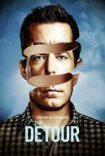 Cover The Detour, Poster The Detour