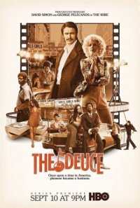 The Deuce Cover, Poster, The Deuce DVD