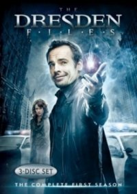 Poster, The Dresden Files Serien Cover
