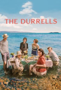 Poster, The Durrells Serien Cover