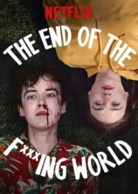 The End of the F***ing World Serien Cover