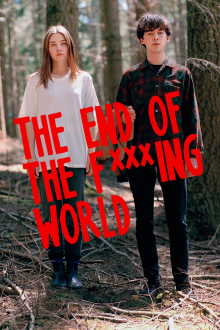 The End of the F***ing World, Cover, HD, Serien Stream, ganze Folge
